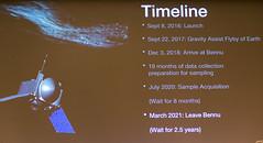 DAK_5316r (crobart) Tags: bennu osirisrex asteroid samplereturn mission rom connects talk public royal ontario museum