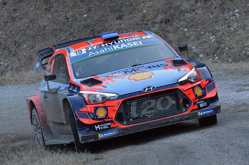 Hyundai i20 WRC - Sébastien Loeb
