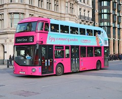 Go Ahead London Central - LT422 - LTZ1422 - Visit Florida (Waterford_Man) Tags: visitflorida lt422 ltz1422 goaheadlondoncentral wrightbus nrm hybrid
