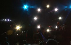 Star Light (PelicanPete) Tags: themachine pinkfloyd ultimate tribute band fromnycity greatlights coralsprings florida concert music people lightshow color lights motion screen dark moody bluepurple full floydshowcolor drama starlight stage backlit whitelight brightlight