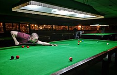 46/365 A nice way to spend a Friday evening :-) (Charlie Little) Tags: carlisle snooker portlandclub cameraphone mobilephotography huawei p20pro leica project365 p365