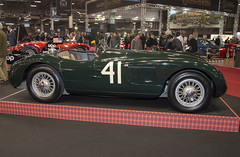 Jaguar C-Type - 01 (kinsarvik) Tags: jaguar ctype paris retromobile2019 feb 2019 expo retromobile
