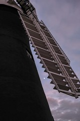 Holgate Windmill sunset February 2019 - 11