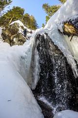 0069_GOPR4516 (marcellszmandray) Tags: kirándulás tél lucskaifátra szlovákia hó fátra ferrata viaferrata hzs vízesés jégcsap