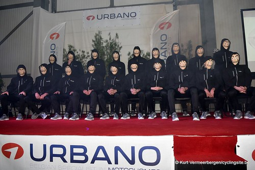 Prorace-Urbano Cycling Team (156)