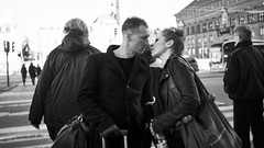 See you (Bjarne Erick) Tags: few unspoken words goodbye kiss