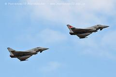 7032 Typhoon (photozone72) Tags: duxford iwmduxford aviation airshows aircraft airshow canon canon7dmk2 canon100400f4556lii 7dmk2 raf typhoon eurofighter