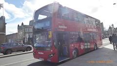 P1150042 VMH2561 LA68 DXG at Angel Station Upper Street Islington London (LJ61 GXN (was LK60 HPJ)) Tags: metroline volvob5lhybrid mcv evoseti mcvevoseti 105m 10490mm vmh2561 la68dxg nb966
