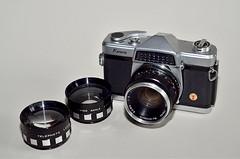 Kowa E (nedjetwave) Tags: camera 35mm slr kowamodele vintage oldcamera