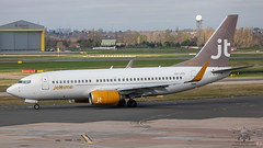 OY-JTS B737 JETTIME