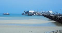 Na Thon pier, Ko Samui (Niall Corbet) Tags: thailand nathon pier ferry kosamui