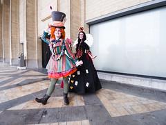 Made In Asia 2019 - Bruxelles - P1511524 (styeb) Tags: mia mia2019 madeinasia belgique bruxelles heyzel brussels 2019 mars 09 cosplay convention belgium xml retouche