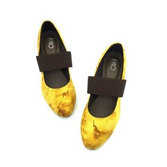 Buy Reiss Yellow Court Heels for Women at PAIO Shoes (paio.nirmal) Tags: courtheels courtheelsforwomen paioshoes paio