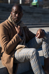 Dapper Man in Seoul Part 9 (Dapper Man) Tags: dapper dapperman gentleman gq seoul korea southkorea iseoulu metropolitan city streetstyle fashion winterfashion model koreafashion trenchcoat scarf cardigan turtleneck sweater trousers pants plaid loafers horsebitloafers horsebit gucciloafers shades hm seoullife bald baldgang baldhead