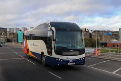 53701 OU10GYH Stagecoach Fife (busmanscotland) Tags: 53701 ou10gyh stagecoach fife ou10 gyh volvo b9r plaxton elite east kent thames transit national express scotland