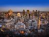 Montréal_1 (Claude Trudel) Tags: skyline montréal montroyal édifices highrise gratteciel banques assurance ville rue cathédrale église