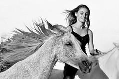 Camargue - St Marie de la mer (regis.grosclaude) Tags: france camargue camarguais chevaux horse cheval liberté pleinitude galop criniere