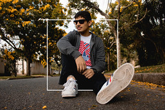 Editorial - Adidas (arafaelalmeida) Tags: editorial moda model urban street green adidas