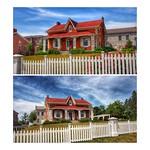 Kleinburg Ontario - Canada - 10384 Islington Ave  - Martin Smith House - Gothic Architecture thumbnail
