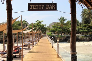 Reef & Beach Resort Jetty bar
