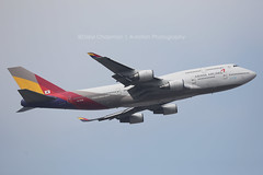"Boeing, 747-48E, HL74280, ""Asiana Airlines"", VHHH, Hong Kong (Daryl Chapman Photography) Tags: hl7428 oz aar asianaairlines boeing 747 744 74748e 1160 plane planes planespotting planephotography aviation aviationphotography departure canon 5d mkiv 100400lii jumbo 28552"