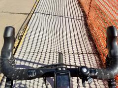 2019 Bike 180: Day 17 - Fence (mcfeelion) Tags: cycling bike bicycle bike180 2019bike180 arlingtonva