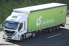 Iveco HI-Road 460 Transportes Luís Simões - Portugal (Campelo1204) Tags: camiões camiõesportugueses camionistasportugueses truckspotting trucks truckspotter truckspotterportugal truckspottingportugal trucksspotter trucking transportesluíssimões