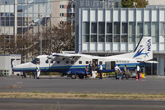 A SMALL AIRPORT, SOME PARKS AND CLOUDS - CLXXXVI (Jussi Salmiakkinen (JUNJI SUDA)) Tags: passenger chofu tokyo tokio japan japani cityscape park airport sky aircraft wood airplane landscape tama 調布 飛行場 空港 林 森 空 武蔵野 多摩 東京 日本 風景 clouds 2018 syys lokakuu october autumn turboprop dornier do228 apron