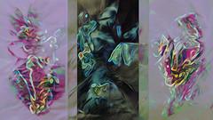 (K)AnalArt_56c (wos---art) Tags: bildschichten kanal art three communication kommunikation flowers blumen tulpen rosen farbkomposition sakrale räume