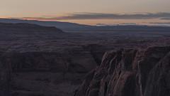 The Red Planet (andre adams) Tags: usa roadtrip page sunset rocks canyon arizona landscape sand cinematic horseshoebend