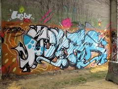 Scar / Bruxelles - 2 mar 2019 (Ferdinand 'Ferre' Feys) Tags: bxl brussels bruxelles brussel belgium belgique belgië streetart artdelarue graffitiart graffiti graff urbanart urbanarte arteurbano ferdinandfeys