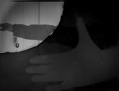Working with Dash (Nathan Gentry) Tags: portrait portraitphotography film 35mm filmphotography print printmaking multipleexposure doubleexposure manipulation scanning blackandwhite monochrome