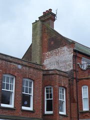 READING Confectioner DINING and TEA ROOMS (Granpic) Tags: suffolk aldeburgh sign ghostsign readingofaldeburghconfectioner