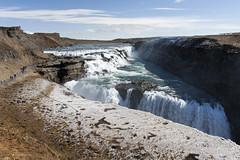 Gullfoss, Haukadalur, Iceland (Ministry) Tags: gullfoss haukadalur ísland hvítá river waterfall goldenfalls iceland gullfossgjúfur gorge rapids spray cliff