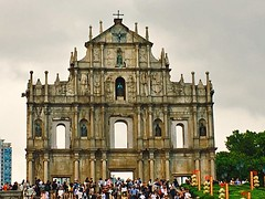 Ruins of St. Paul's, Macau (cattan2011) Tags: traveltuesday travelphotography travelbloggers buildings culture ruins streetpicture streetphoto streetphotography streetart architecturephotography architecture travel macau ruinsofstpauls
