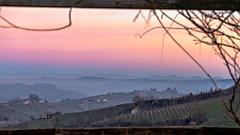 Winter Shadows (jacopo.batisti) Tags: landscape canon langhe piemonte italy italia winter season sunset