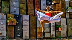 Atlanta, GA: Dancer's Workshop at the Goat Farm (nabobswims) Tags: atlanta dancer ga georgia goatfarm hdr highdynamicrange ilce6000 lightroom mirrorless nabob nabobswims photomatix sel18105g sonya6000 us unitedstates