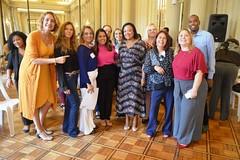 Comemoração mês da mulher - Tânia Bastos- RJ