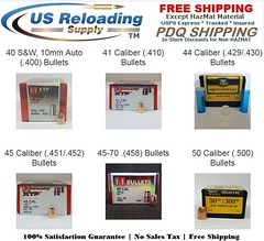Bulk Reloading Bullets with Free Shipping (usrsbullets) Tags: reloadingbrass reloadingbullets