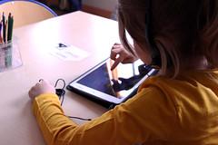 Atelier graphogame CP Rotonde © BB (1) (villenevers) Tags: rotonde tablette tablettes numérique enfant élève hootoo primaire école classe