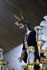 Galería: Ntro. Padre Jesús Cautivo y Rescatado en su paso procesional (2019)