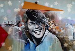 Vent' anni senza di te: ciao Faber! (antonè) Tags: murales anniversario faber fabriziodeandrè ventennale 19992019 ricordo commemorazione cantante cantautore musicista compositore tempiopausania sardegna antonè