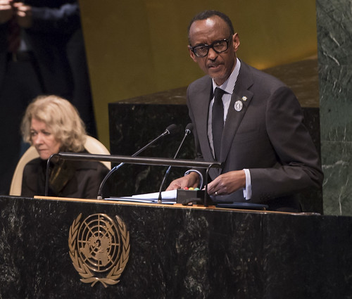 International Day of Reflection on the 1994 Genocide Against the Tutsi in Rwanda |United Nations Headquarters | New York, 12 April 2019