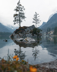 pure (Philipp Sarmiento) Tags: philipp sarmiento hintersee bavaria bayern nature waterscape landscape tree forest water mulinu canon sigma