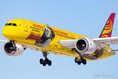 Hainan 787 (galenburrows) Tags: aviation aircraft airplane boeing 787 7879 dreamliner cyyz yyz flight flying
