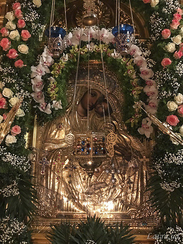 """19-20.03.19 - Архієпископ Філарет взяв участь у святковому Богослужінні з нагоди вшанування ікони Пресвятої Богородиці """"Споручниця грішних"""""""
