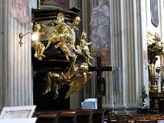 Kraków, Kościół św.Anny-IMG_0461p (Milan Tvrdý) Tags: kraków churchofstanna kościółśwanny poland polska cracow cracovia