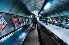 "130314 Speed Test 6 (hoffman) Tags: londonunderground tube train travel transport passengers escalator london uk gbr davidhoffman davidhoffmanphotolibrary socialissues reportage stockphotos""stock photostock photography"" stockphotographs""documentarywwwhoffmanphotoscom copyright"