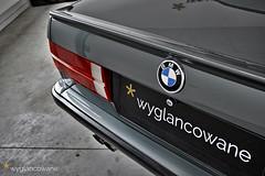 BMW 3 Coupe E30 (wyglancowane) Tags: wyglancowane bmw bmw3 bmwe30 e30 classic detailing autodetailing cardetailing cardetail detailer detailers car gyeon syncro gyeonsyncro