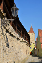 City wall, Berching (Thomas Roland) Tags: mauer mur wall city fortification fortress tower turm tårn europe europa rejse travel nikon d7000 summer sommer holiday ferie tourists tourism tourist bavaria bayern by stadt town berching